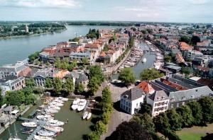 Luchtfoto Maartensgat
