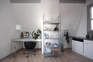 Keuken + Werkplek